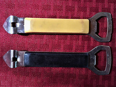 Lot Of Two Vintage Foley Can Piercers  / Bottle Openers