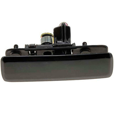 Front Exterior Right Door Handle 77163 Black for 1990-96 Pontiac Trans