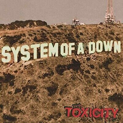 System of a Down - Toxicity [New Vinyl] UK - Import