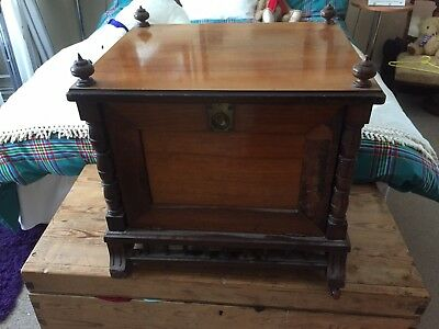 Vintage Record Player Cabinet Storage 42 00 Picclick Uk