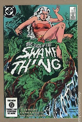 Swamp Thing (2nd Series) #25 1984 FN+ 6.5