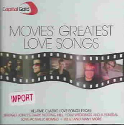 VARIOUS ARTISTS - Movies Greatest Love Songs [Universal