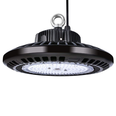 200W UFO LED High Bay Light Replacement for 800W HID/HPS Bulb Daylight White NEW