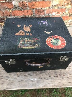 Antique Luthier Violin Spares & Repairs Case