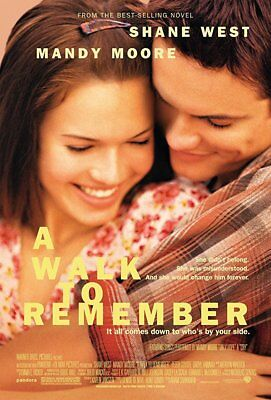 A Walk to Remember | $1.39 DVD | $4.00 Flat Rate Shipping