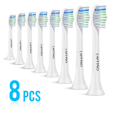8 Pack Diamondclean Replacement for Philips Healthywhite Sonicare Brush Heads US