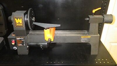Wen 3420 Woodworking Lathe 8X12 In*