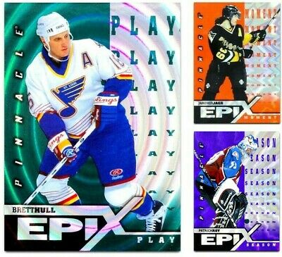 1997-98 Pinnacle Epix **** PICK YOUR CARD **** From The LIST