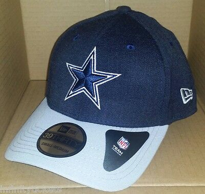 b1ae9e0cf NWT New Era 39THIRTY Dallas COWBOYS small medium football cap hat nfl