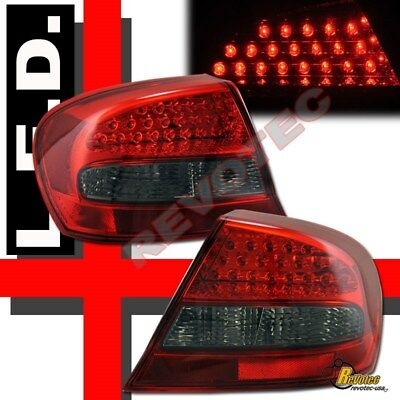 03 04 05 Chrysler Sebring Coupe 2Dr LED Red Smoke Taillights Lamps RH + LH