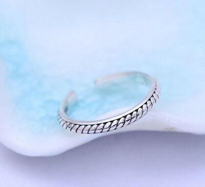A01 Ring Sterling Silver 925 With Ball Adjustable Size Fine Rings Fine Jewellery