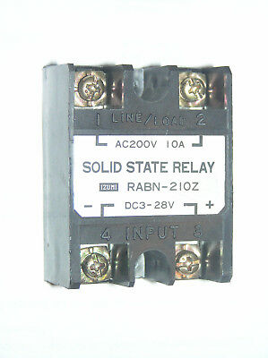 Solid State Relais - RABN-210Z