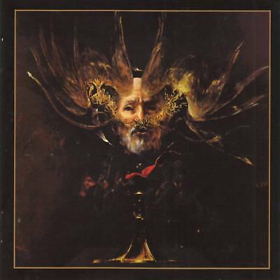 BEHEMOTH - THE SATANIST (2014) Rare Gold-Plated CD by Fono Music Jewel Case+GIFT