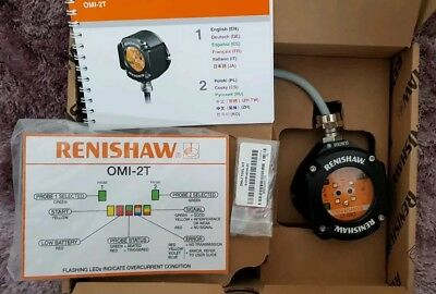 New Renishaw OMI-2T Machine Tool Optical interface A-5439-0049-10