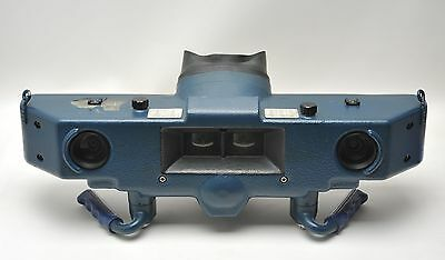 "U.s. Ground Stereo-Photogrammetric System Stereo Camera ""rare"" Reduced$$"