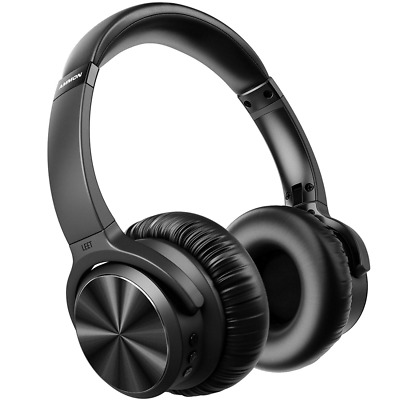 Active Noise Cancelling Headphone Built-in Mic Over Ear Wireless Bluetooth