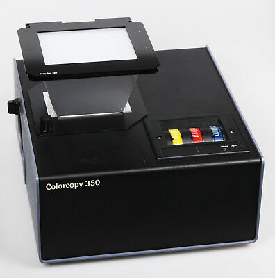 Durst Colorcopy 350 for all formats up to 5x4 large format