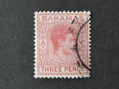 1257]  STAMPS OF  BAHAMAS   1938  SG 149a 151a 154b  F/USED