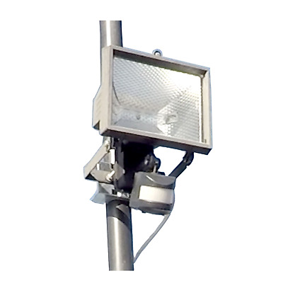 Flood Light Bracket Designed For Poles 40-50mm Scaffold Poles Metal Bracket 1992