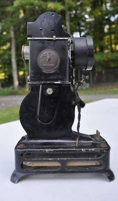 Vintage 1920s Pathex Film Projector Made In France