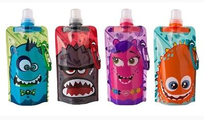 Vapur Kids Quencher Water Bottle. Pack Of 8 !