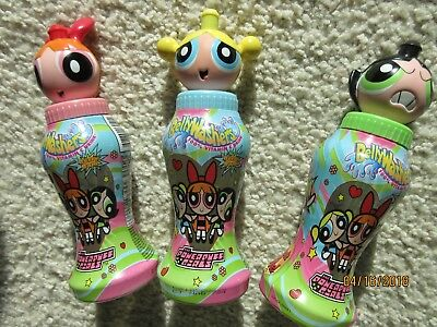 Bellywashers, POWER PUFF GIRLS COLLECTION