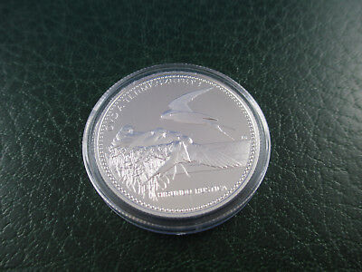 1998 2000Forint Hungary Silver Proof Coin - World Wildlife Fund -