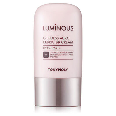 [TONYMOLY] Luminous Goddess Aura Fabric BB Cream SPF50+ PA+++ 40g