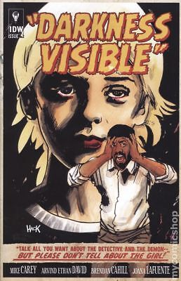 Darkness Visible (IDW) #2RI 2017 NM Stock Image