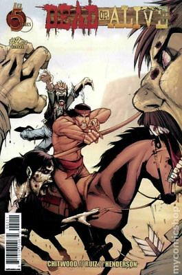 Dead or Alive (Red 5 Comics) #2 2012 FN Stock Image