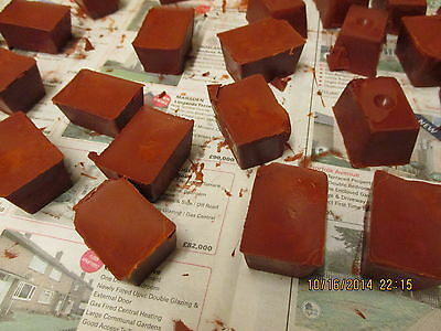 red oxide  strop paste,(jewellers rouge)for  rolls razors/  leather strops etc