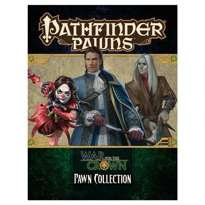 Pathfinder Pawns - War For The Crown Pawn Collection PZO 1032
