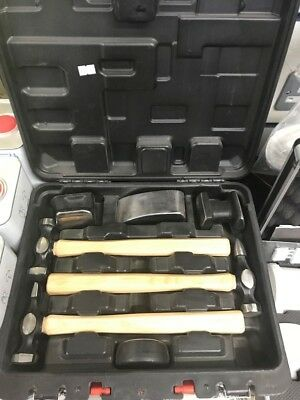Panel Beater 7 Pc Dolly Set