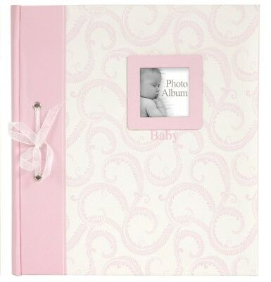 Baby Memory Book and Keepsake for Baby's First Year/Photo Album/Journal for Both
