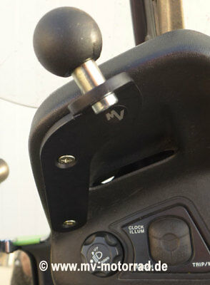 HONDA ST1300 GPS Mount - Made in Germany