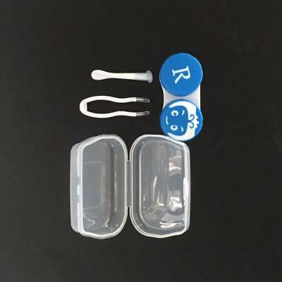Contact Lens Case Box 1PCS Portable Mini Travel Container Holder Eye Care Kit