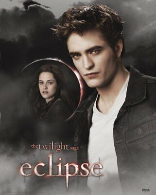 Twilight Poster Robert Pattinson is Edward Cullen Dreaming of Bella Mini 30x40cm
