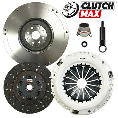 EFT RACING STAGE 3 CLUTCH KIT+CHROMOLY FLYWHEEL WORKS WITH 1990-1993 MAZDA MIATA 1.6L DOHC