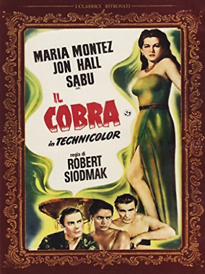Cobra (1944) (UK IMPORT) DVD [REGION 2] NEW