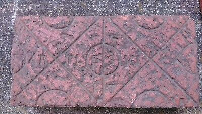 Bartlesville It Brick Indian Territory Oklahoma Street Paver Rr Town Building