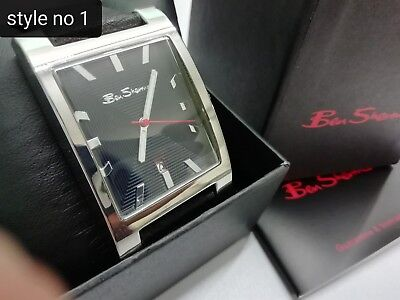 Ben sherman gents watches brand new