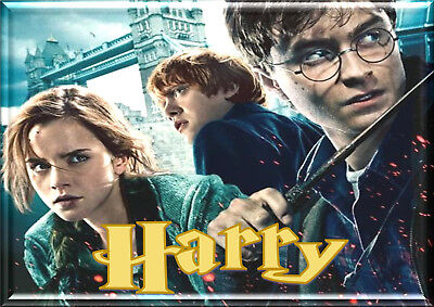 Harry Potter Personalised A4 Laminated dinner Placemat Place Mat