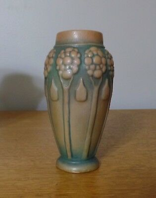 Amphora Teplitz Crownoakware Arts and Crafts Vase MINT!