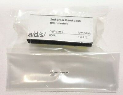 a/d/s/ 2nd Order BandPass Filter Module ADS