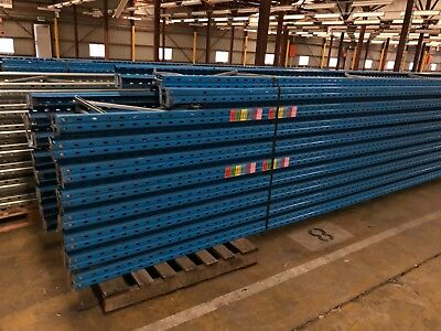 Dexion Pallet Racking Frame 8153 x 838mm Pre Owned