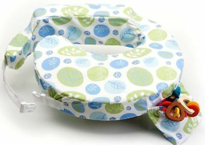 Brand New- My Brest Friend Original Slipcover, Leaf- Deluxe and travel pillows
