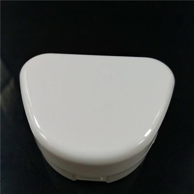 Denture Box Color Bright Gloss Pp Material Braces Holder Box AU