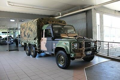 LANDROVER 110 6x6  4CYL TURBO DIESEL MANUAL 02 9479 9555 Easy Finance TAP