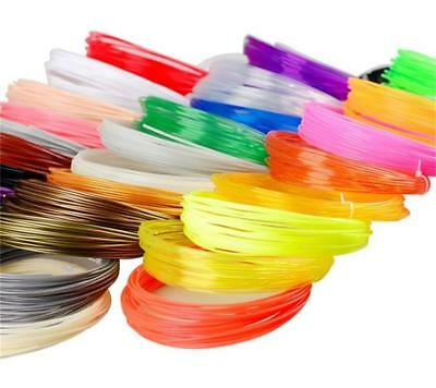 3D Printer Filament PLA 1.75mm 10m arious Colours Available Hight Quality New UK