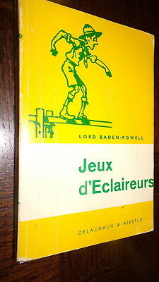 JEUX D'ECLAIREURS - Lord Baden-Powell 1966 - Scouts